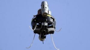 US-Überwachungsdrohne in Afghanistan im November 2012
