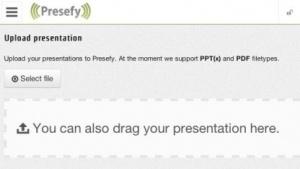 Presefy: Präsentationen ohne Zusatzsoftware mit Smartphone steuern