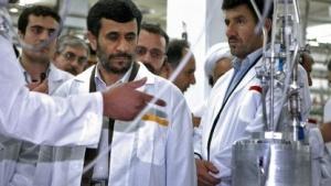 Besuch des iranischen Präsidenten Mahmud Ahmadinedschad in Natanz (2008): schwerwiegend genug für bewaffneten Angriff?