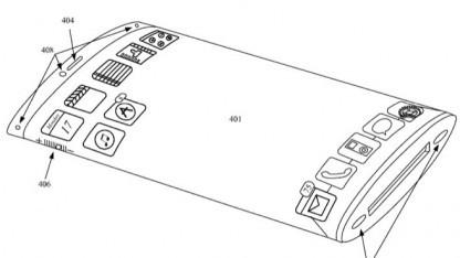 Wird das iPhone mit einem rundumlaufenden Bildschirm versehen?