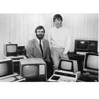 1981-2013: Paul Allen und Bill Gates stellen historisches Foto nach