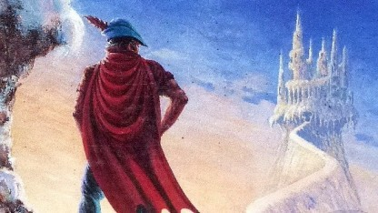 Artwork von King's Quest 5