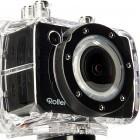 Actionkamera: Rollei 5S Wifi mit großem Ausstattungspaket