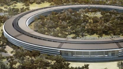 Pläne für den Apple Campus 2 von Foster + Partner