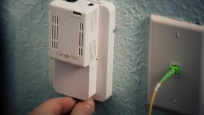 Google Fiber: Mit 1 GBit/s ohne Volumenlimit lässt sich Geld verdienen