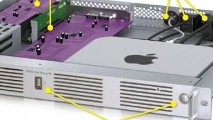 XMac Mini Server 2H