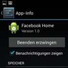 Social Media: Vorabversion von Facebook Home geleakt