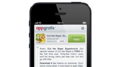 AppGratis-Gründer von Apples-Entscheidung überrascht