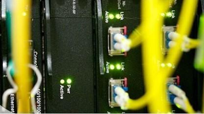 Apollon: DE-CIX in Frankfurt baut auf 100 GBit/s aus