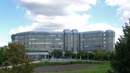 Hauptdienststelle des Bundesarchivs in Koblenz