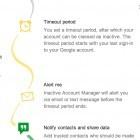 Inactive Account Manager: Google-Nutzer können digitales Vermächtnis regeln