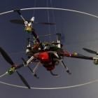 Tricopter: Saarbrücker Drohne fliegt mit drei Rotoren