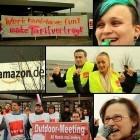 Streik: Weniger Pakete von Amazon Deutschland im Mai