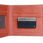Smartwallit: Telefon und Portemonnaie passen aufeinander auf