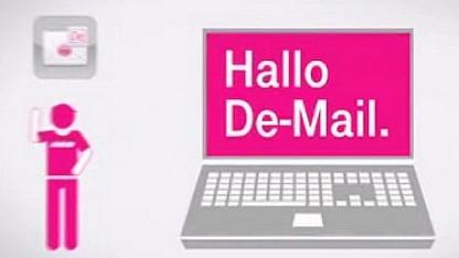 Telekom ist De-Mail-Provider