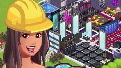 Artwork von The Sims Social