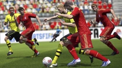 München und Dortmund treffen sich auch in Fifa 14.