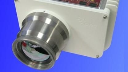 Kamera für den LWIR-Wellenlängenbereich