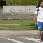 Quartalsbericht: Microsofts Gewinn bricht um 25 Prozent ein