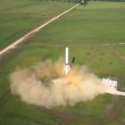 SpaceX: Grasshopper steigt 250 Meter auf