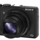 Sony DSC-HX50: 30fach-Zoomkamera mit 272 Gramm Gewicht