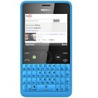 Nokia Asha 210: Volltastatur-Handy mit 1,5 Monaten Akkulaufzeit für 80 Euro