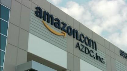 Amazons Umsatz stieg erneut stark