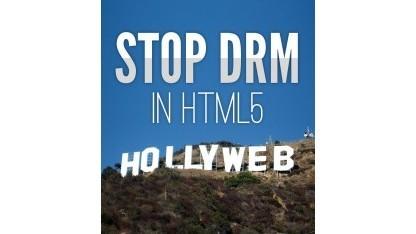 Kampagne gegen die Encrypted Media Extensions für HTML5