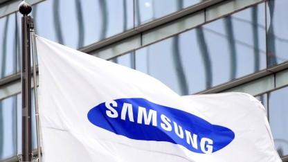 Samsung festigt Marktführerschaft im Handymarkt.