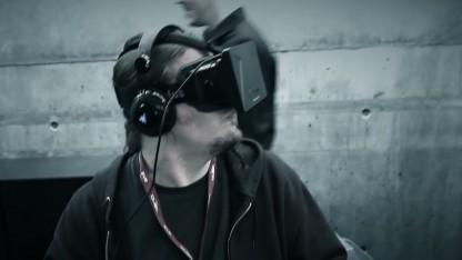 Eve VR - Demo mit Oculus Rift