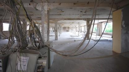 """Startup-Komplex """"Factory"""" vor der Sanierung"""