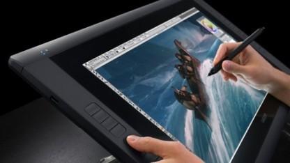 Cintiq 22HD Touch