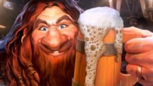 Wikinger aus dem Blizzard-Trailer zu Hearthstone