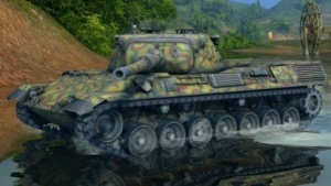 Leopard 1 in World of Tanks