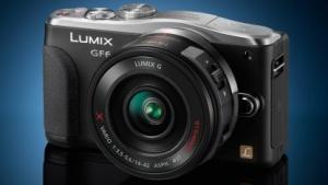 Panasonic-Systemkamera: Lumix GF6 mit Nahbereichsfunk und WLAN