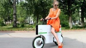 Zeit Eco: Elektroscooter für den Kofferraum