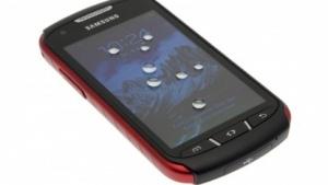 Samsungs Galaxy Xcover 2 soll wasserdicht sein.