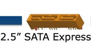Anschlüsse für SATA-Express
