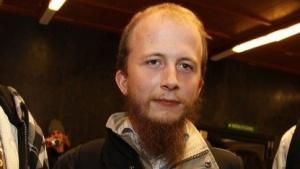 Gottfrid Svartholm Warg im März 2009