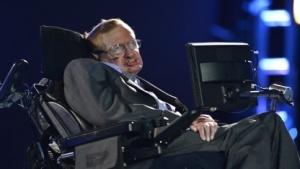 Stephen Hawking (2012): Produkt von Quantenfluktuationen im sehr frühen Universum