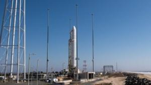 Trägerrakete Antares: Start ohne Cygnus