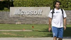 Quartalsbericht: Microsofts Gewinn und Umsatz fallen