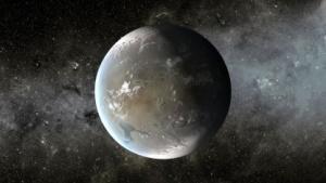 Kepler-62f: endlose Ozeane