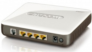 Der Sitecom-Router WLM-3500