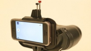 Snapzoom: Mit dem Smartphone durchs Fernglas gucken