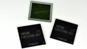 Muster der 4-GBit-Chips nach LPDDR3