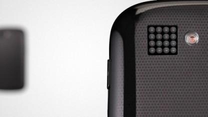 Array-Kamera in einem Smartphone-Prototyp