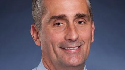 Intels neuer Chef Brian Krzanich