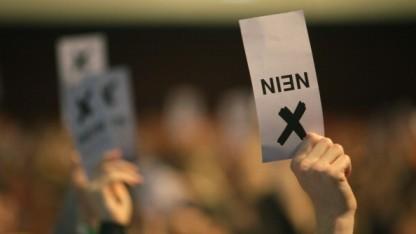 Piratenpartei: Müssen wichtige Entscheidungen weiter in realen Treffen fallen?
