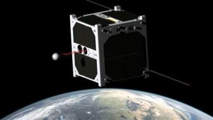 EST Cube-1: eine Woche zum Abwickeln